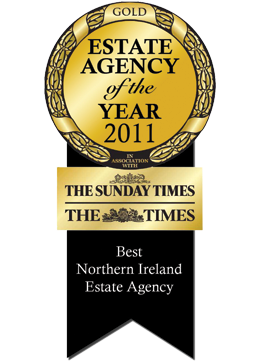 Northern Ireland's Estate Agency of The Year Sunday Times Estate Agency of The Year Awards