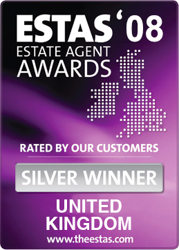 Runner Up UK Estate Agent and Letting Agent Awards