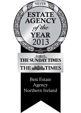 Silver Sunday Times Estate Agency of The Year Awards